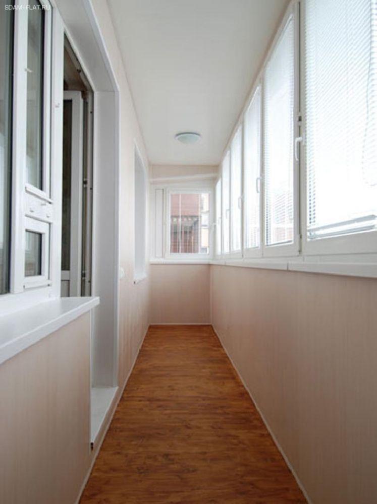Отделка балконов и лоджий, вагонка, отделка стен в усолье-си.